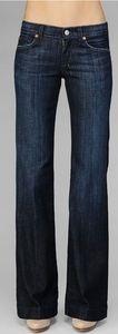 *LONG* 7 For All Mankind Dojo trouser jeans